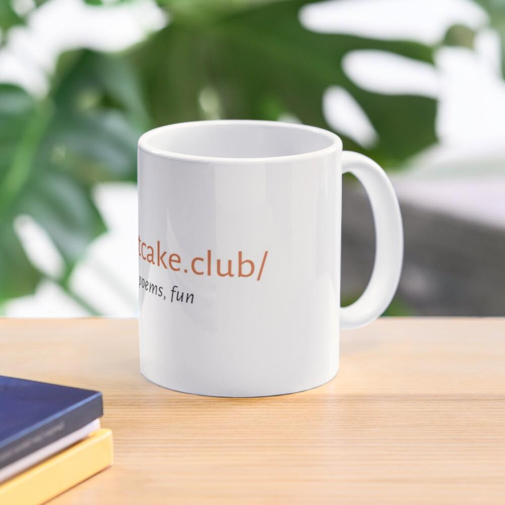 Oatcake Club Mug